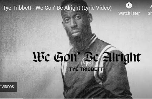 Tye Tribbett ,We Gon' Be Alright