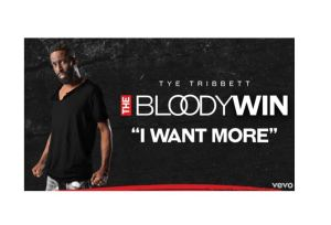 Tye Tribbett - I Want More mp3 download