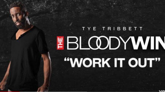 Tye tribbett song Work it out