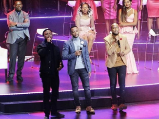 Spirit of Praise – Oxygen (feat.The Dube Brothers & Tshepang)