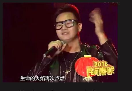 chinese gospel artist