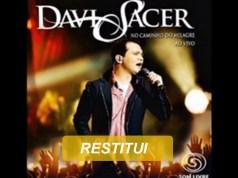 Restitui - Davi Sacer