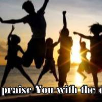 Praise You With The Dance lyrics