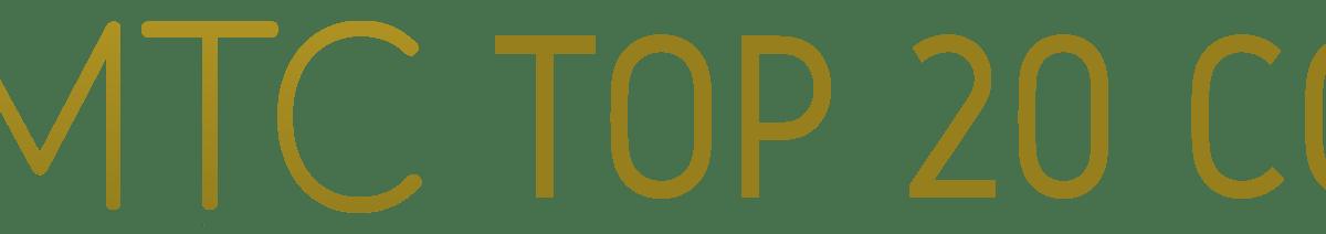 GMTC TOP 20 CCM
