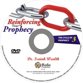 Reinforcing Your Prophecy ( The Cycle of Prophecy 3)