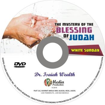 The Mystery of the Blessing of Judah (White Sunday, 2016)
