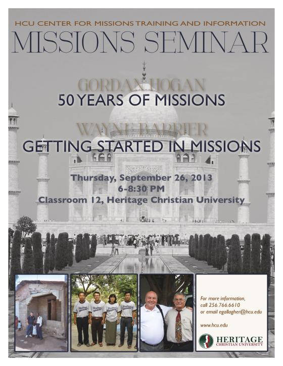 Missions Seminar 2013 flyer-page-001