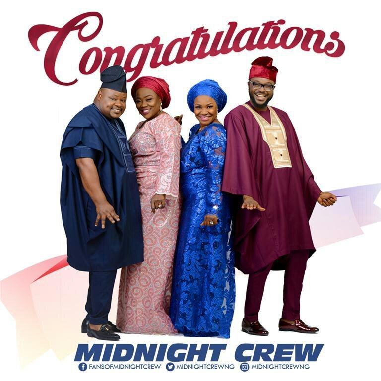 Congratulations . Midnight crew. Download