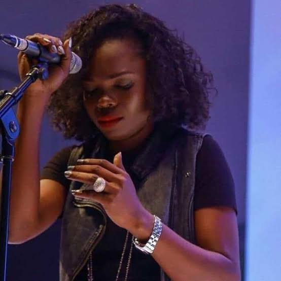 Download On Fire by Victoria Orenze Mp3 Audio | Gospel Redefined