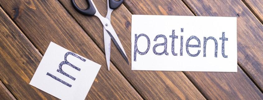 Im-patient