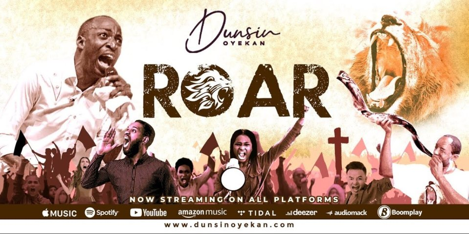 Roar by Dunsin Oyekan
