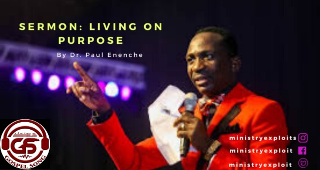 Paul Enenche-Living On Purpose