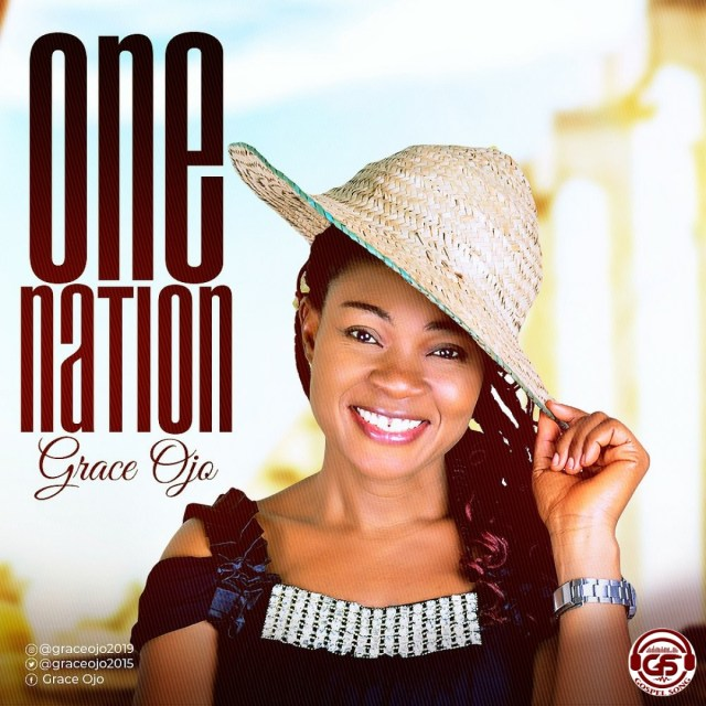 NEW EP: Grace Ojo – One Nation