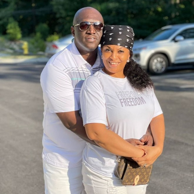 Sammie Okposo And Wife Marks 11 Years Of Marital Bliss.