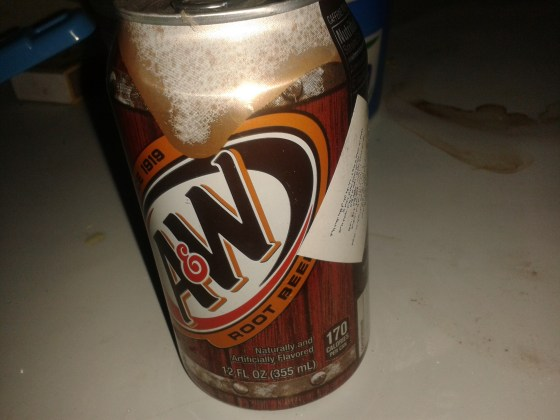 03-found rootbeer for the first time on this continent at the store right down the street...mmmm