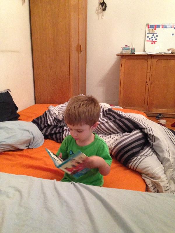 07.19 - reading at nap time