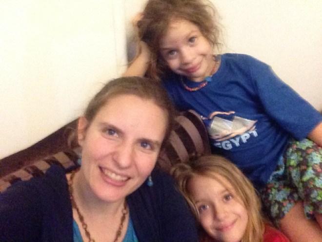 10.31- love my sweet girls
