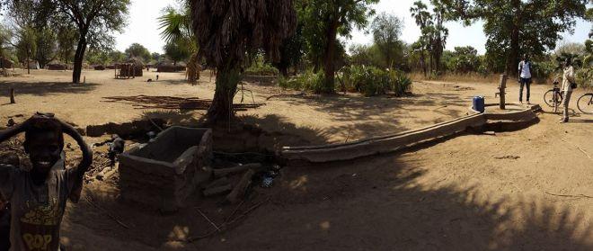 Borehole repair and assessment in South Sudan...