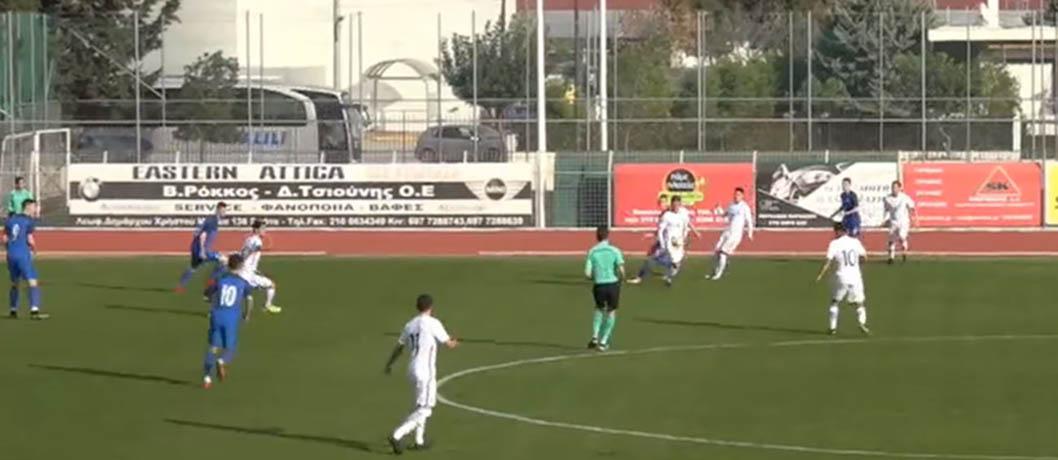 Ελλάδα-Σλοβακία 1-2