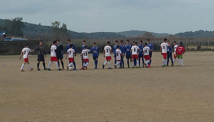 Νίκη του Αμβρακικού απέναντι στην Πλαγιά για την 8η αγωνιστική του Παιδικού Πρωταθλήματος