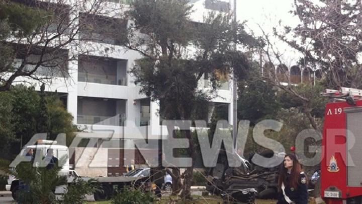 Εικόνες-σοκ από το τροχαίο ατύχημα του Ηλία Βρεττού – ΦΩΤΟ – ΒΙΝΤΕΟ