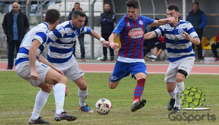 Τα κλικ από τον τελικό Κυπέλλου της ΕΠΣ Πρέβεζας-Λευκάδας