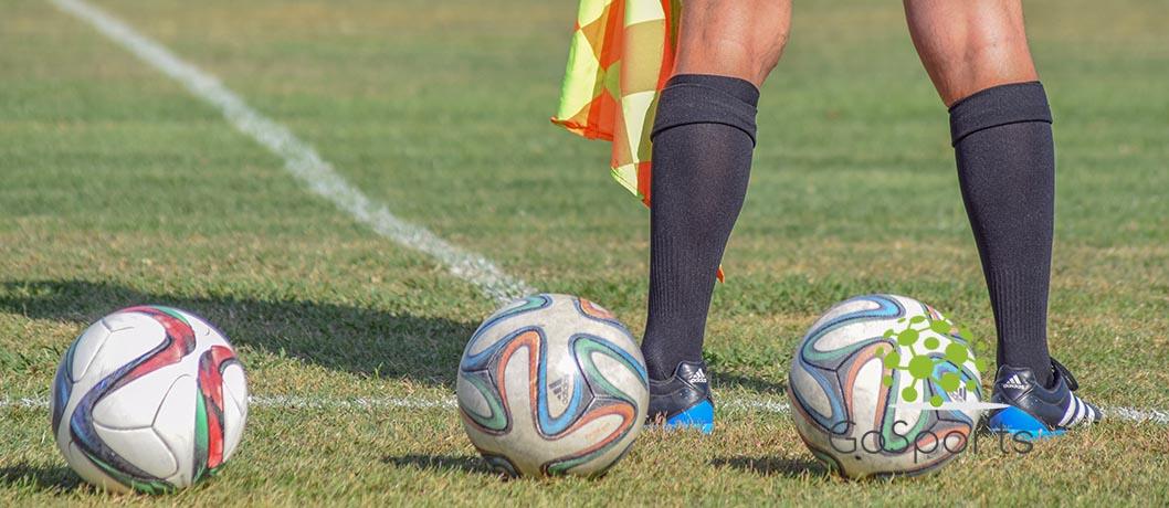 Οι διαιτητές του τελικού Κυπέλλου της ΕΠΣ Πρέβεζας- Λευκάδας.