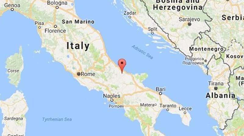 Ιταλία: Σεισμική δόνηση 4,3 βαθμών στο Montecilfone