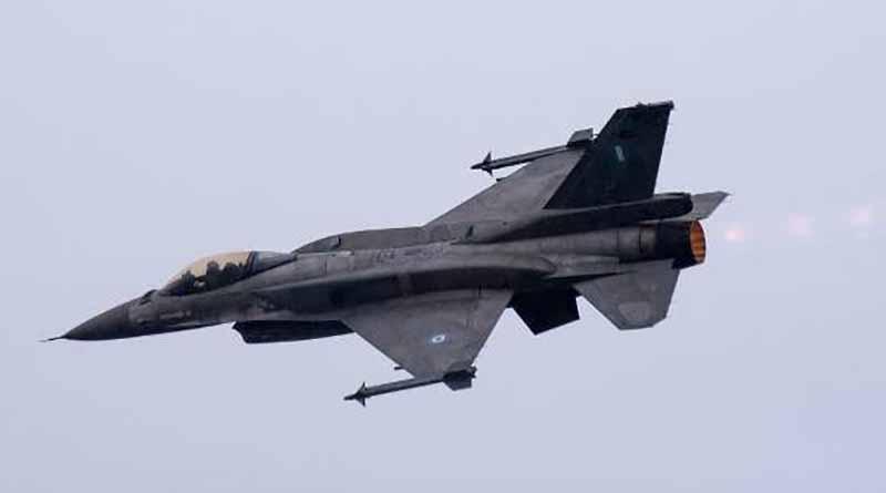 Έπεσε Μιράζ 2000 της Πολεμικής Αεροπορίας βορειοανατολικά της Σκύρου