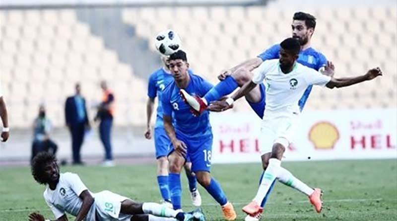 Ελλάδα-Σαουδική Αραβία 0-2