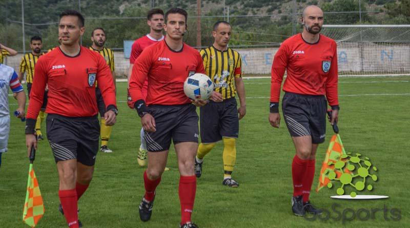 Κωνσταντίνου, Μπαίλης και Φραγκούλης θα εκπροσωπούν την ΕΠΣ Π-Λ στα μεγάλα σαλόνια του ελληνικού ποδοσφαίρου – Αναλυτικά οι πίνακες