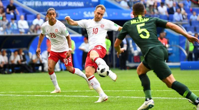 Δανία vs Αυστραλία 1-1