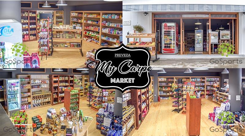 My Carpe – Market : Ένα μίνι-μάρκετ στην παραλία της Πρέβεζας που πρέπει σίγουρα να επισκεφτείτε!