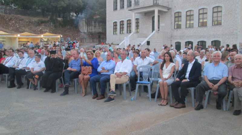 Με ξεχωριστή επιτυχία άρχισε το Σάββατο 21 Ιουλίου, το 2ο Συμπόσιο Γαστρονομίας Λάκκας Σουλίου.