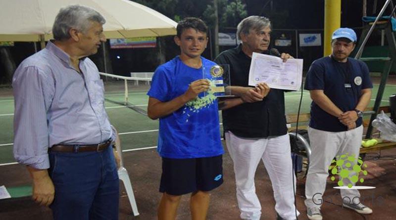 Ολοκληρώθηκε το Preveza Cup – Νικητές στα μονά Ελένη Λουκά και Fausto Tabacco