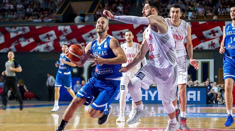 Επική νίκη και πρόκριση μέσα στην Τιφλίδα για την Ελλάδα!