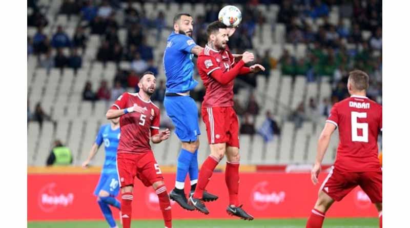 UEFA Nations League: Ελλάδα-Ουγγαρία 1-0