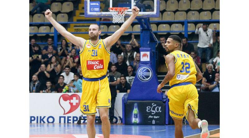 Περιστέρι – Ολυμπιακός 81-76
