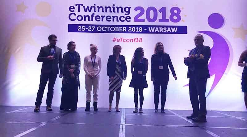 4ο Γυμνάσιο Πρέβεζας: Ευρωπαϊκά Βραβεία συνεργατικών έργων eTwinning