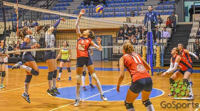 Νίκη του Φιλαθλητικού επί του Ηρακλή Ιωαννίνων για την 2η αγων.  του πρωταθλήματος Βόλεϊ Γυναικών