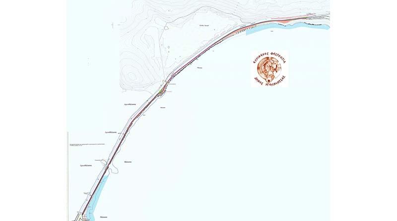 Δημοπράτηση της επέκτασης του ποδηλατοδρόμου προς το Δρέπανο