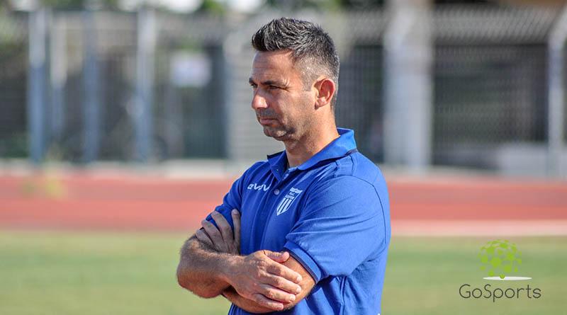 Ο προπονητής του ΠΑΣ Αχέρων Καναλακίου, Χρήστος Τζίμας, στο Gosports.gr