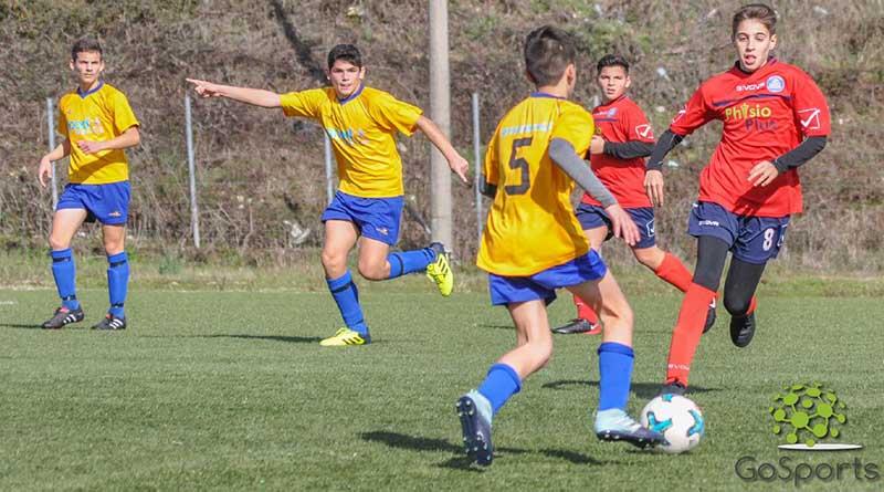 Φωτογραφικό υλικό από τους αγώνες της ΕΠΣ Π-Λ – ΕΠΣ Κέρκυρας (Κ14-Κ16)
