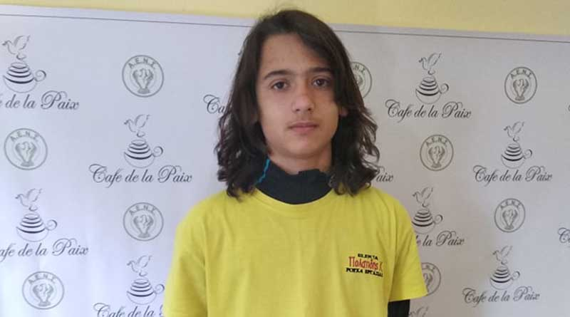 Νίκος Κονάκης: «Νιώθω πολύ τυχερός που παίζω κόντρα σε μεγαλύτερους και έμπειρους παίκτες»