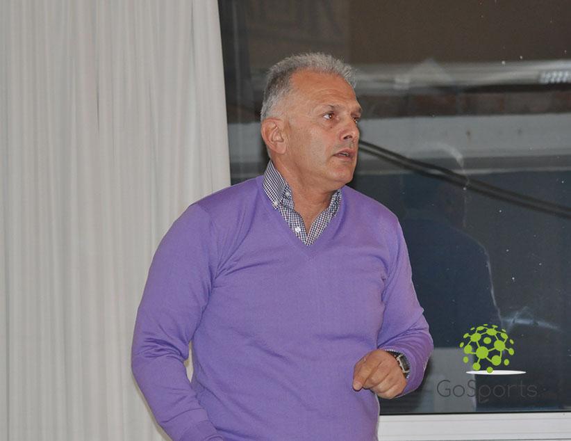 Στη 2η φάση της σχολής προπονητών UEFA A στη Λάρισα ο Κυριάκος Παναγιωτίδης