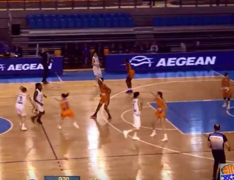 Πρόκριση στον τελικό του 20ου Final 4 Κυπέλλου Γυναικών για τη Νίκη Λευκάδας
