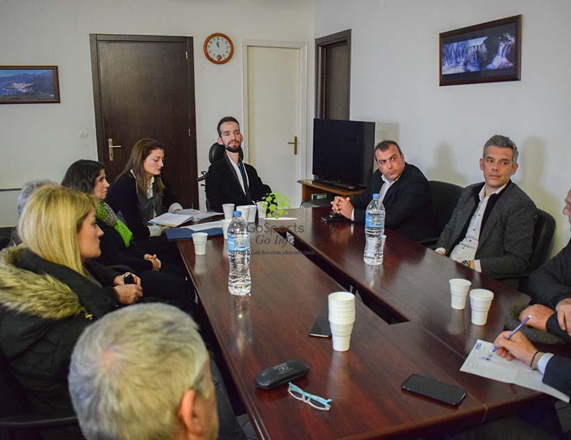 Στην Πρέβεζα ο Υποψήφιος Ευρωβουλευτής ΝΔ κ. Στέλιος Κυμπουρόπουλος (Photo-Vid)