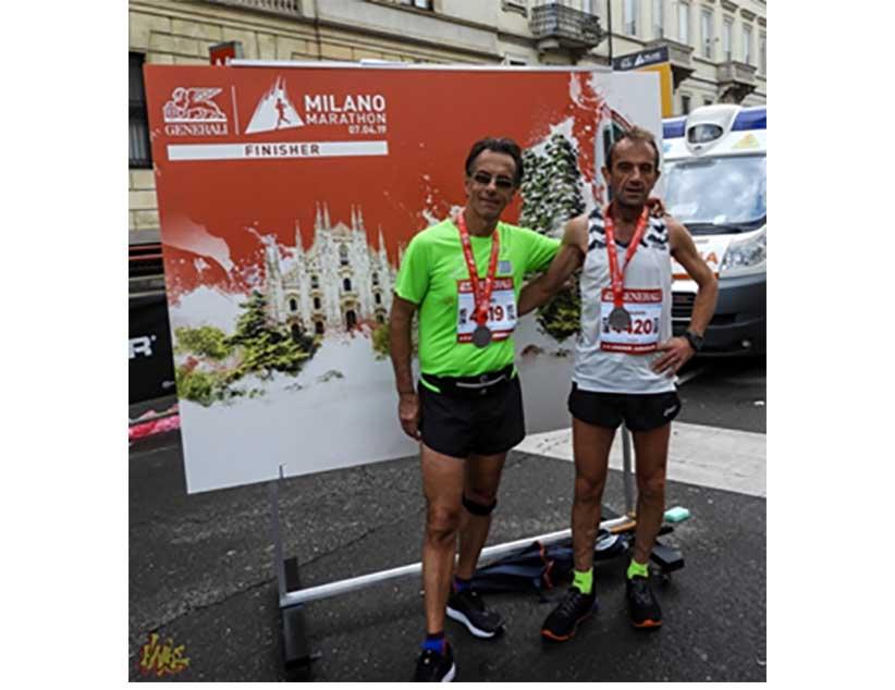 ΑΣΛ Φίλανδρος: Στο Μαραθώνιο του Μιλάνου και το ορεινό αγώνα Κάσσιου Δία…