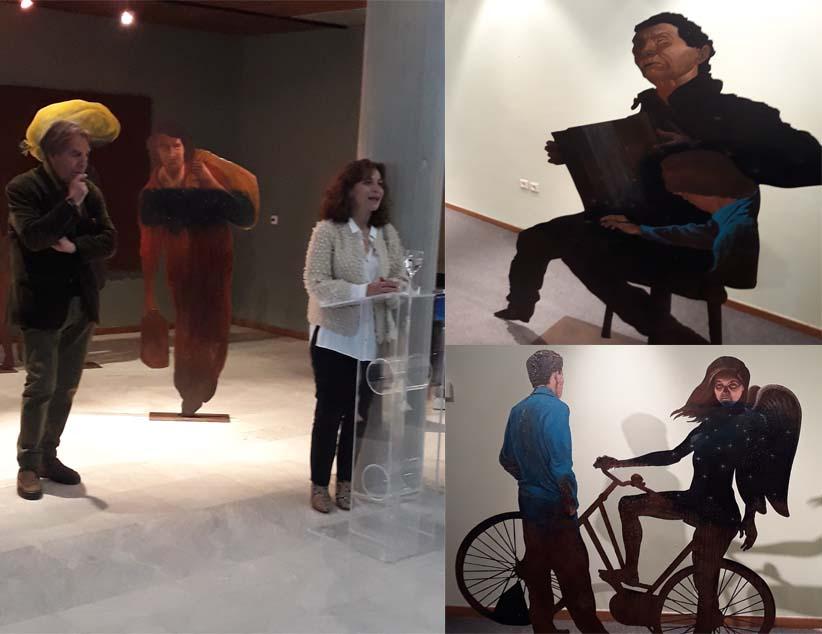 Με την έκθεση του Ιταλού καλλιτέχνη Beppe Labianca, η συμπλήρωση των 10 χρόνων του Αρχαιολογικού Μουσείου της Νικόπολης