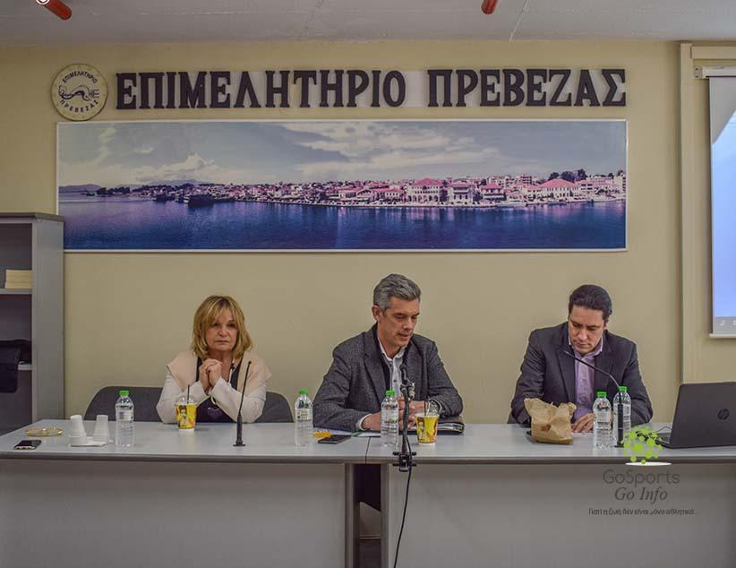 Πραγματοποιήθηκε η Ενημερωτική Ημερίδα του Επιμελητηρίου για τις 120 Δόσεις (Photo-Vid)
